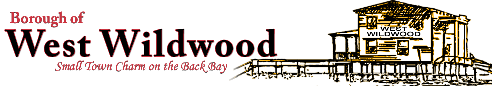 Borough of West Wildwood Logo