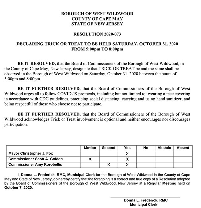 Resolution-2020-073----Declaring-Saturday,-Oct-31,-2020-Trick-or-Treat